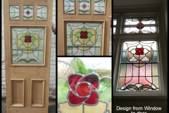 Richard Wilkes Stained Glass Window Design