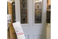 Painted Exterior Door