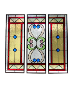 Stained Glass Victorian Panels