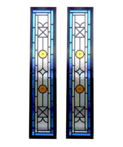 Kyle Stained Glass Panels