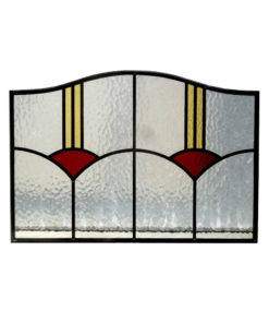 Stained Glass 1930s Panel
