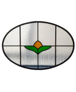 Simple Stained Glass Panel