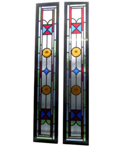 Stained Glass Kyle Panels