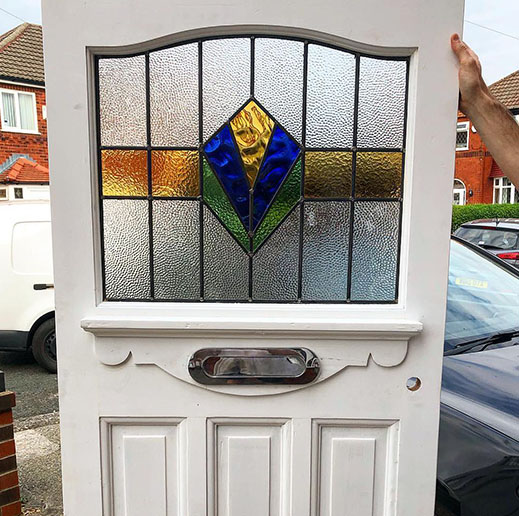 Traditional Front Doors Fully Bespoke Original Doors Glazing