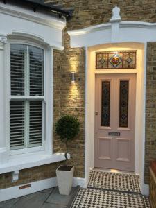 Bespoke Victorian/Edwardian Front Door