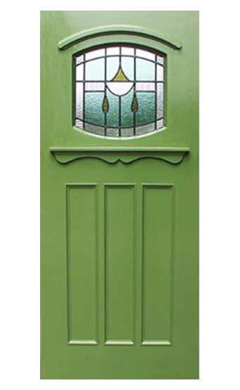 Fully Bespoke 1930s Front Doors Traditional Front Doors