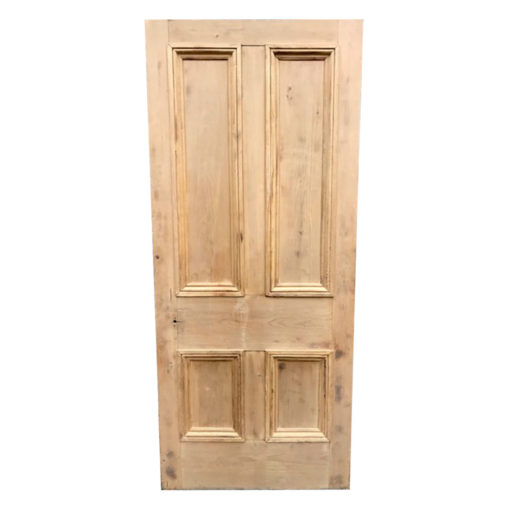 OD001 - Original Four Panel Door (Internal)