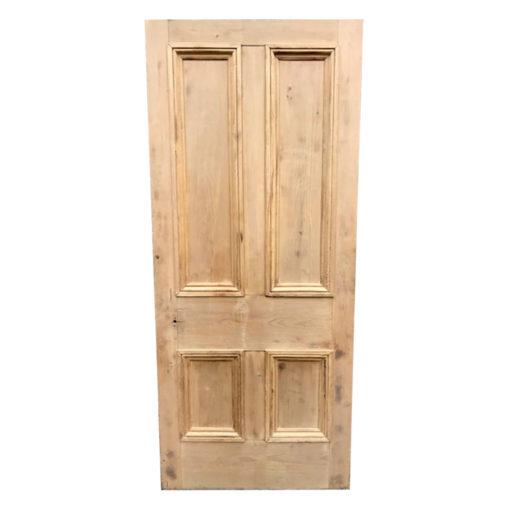 OD001 - Original Four Panel Door (Internal)