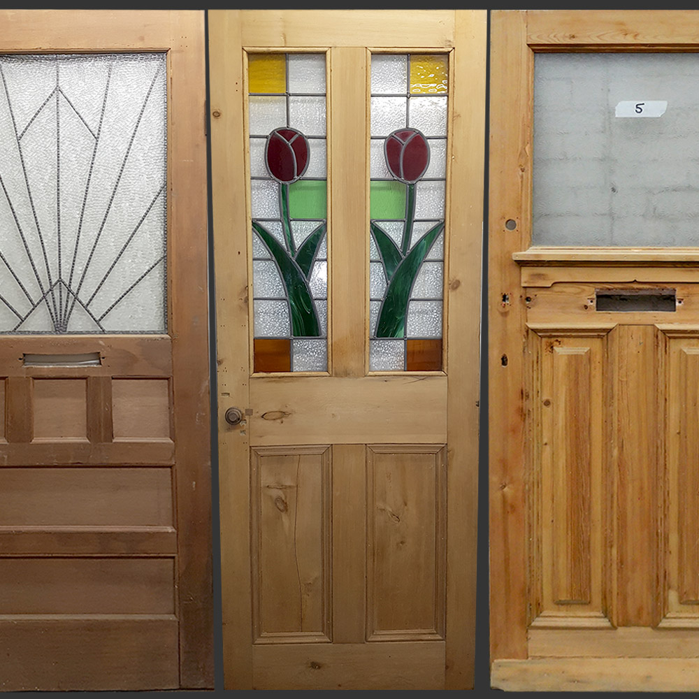 Traditional Front Doors Fully Bespoke Original Doors