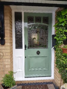 Bespoke 5 Panel Edwardian Door
