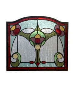SG158 - Art Nouveau Stained Glass Design