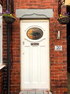 Bespoke 1930s Front Door