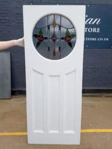 Bespoke Circular 1930s Door
