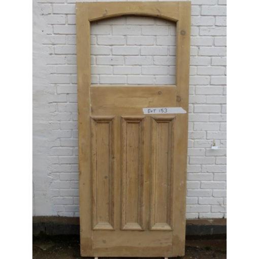 OD003 - Original 1930s Arched Door Front (External) (EXT153)