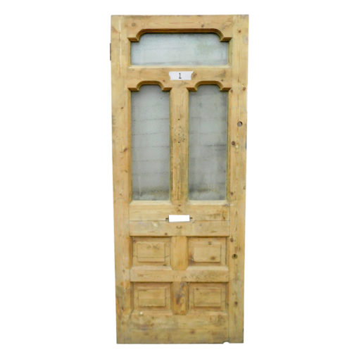 OD009 - Original 7 Panel Front Door (External)