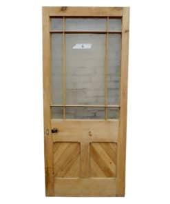 OD010 - Unrestored Original Pine Door