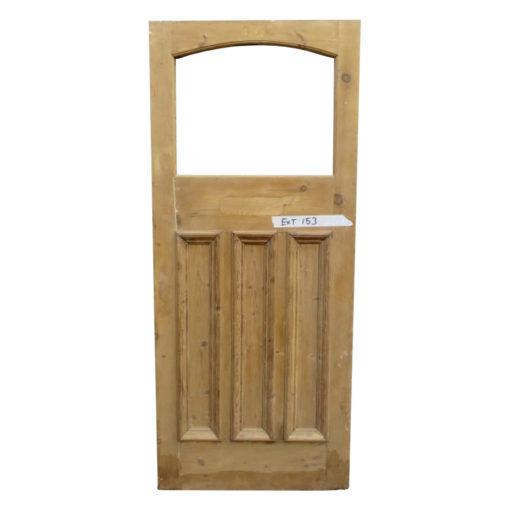 OD003 - Original 1930s Arched Door (External) (EXT153)