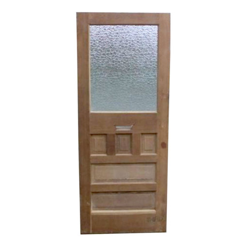 OD006 - Restored Original 1930s Front Door (External)