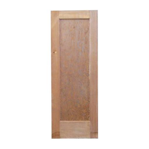 Seven Original 1930s Single Panel Doors