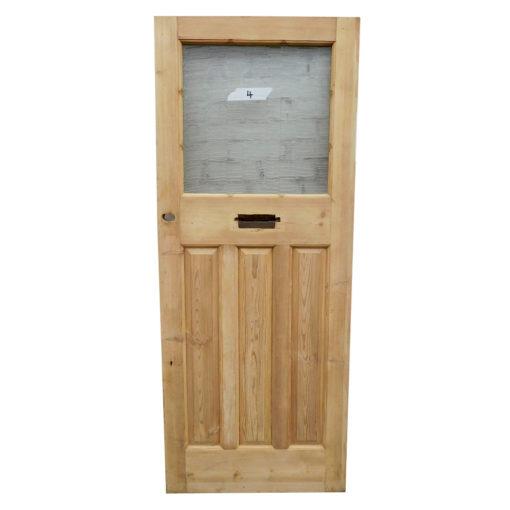 OD011 - Unrestored Original 1930s Pine Door