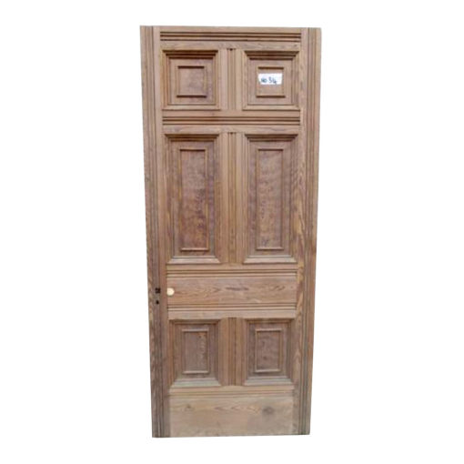 Original Six Panel Door (Internal)
