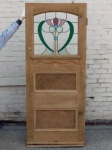 1930s Edwardian Door Restoration