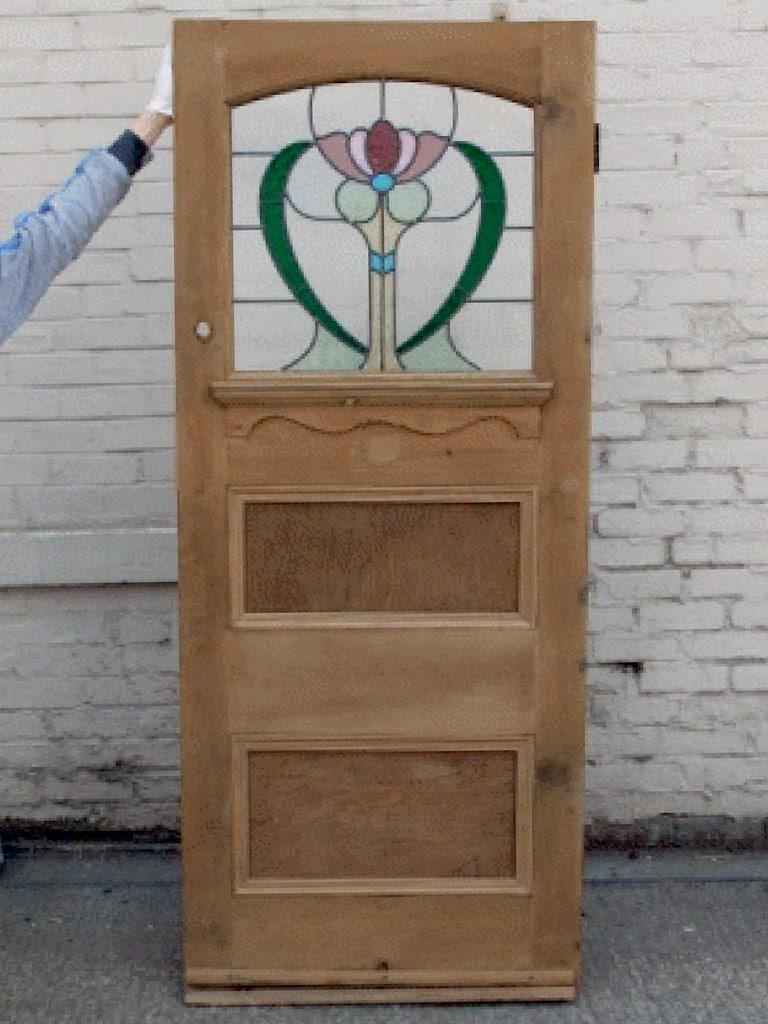 1930 edwardian a refurbishment of a 1930 exterior door for 1930s external door
